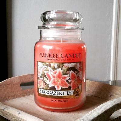 Yankee Candle Stargazer Lily