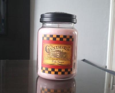 Candleberry Pink Sugar