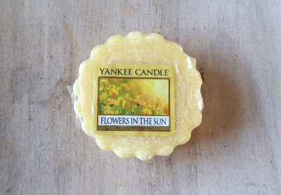 Yankee Candle Flowers in the Sun