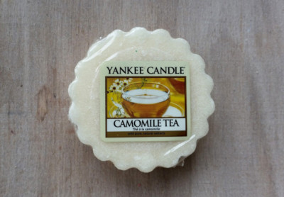 Yankee Candle Chamomile Tea
