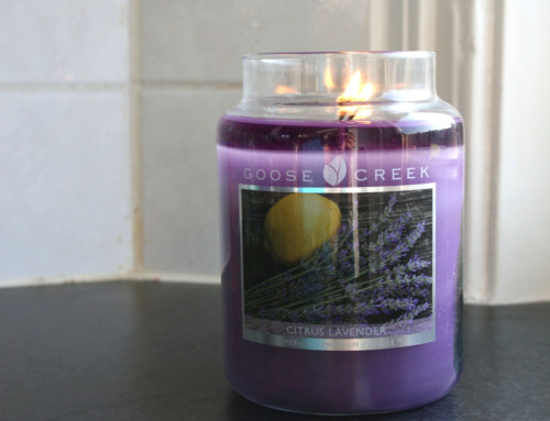 Goose Creek Candle Citrus Lavender