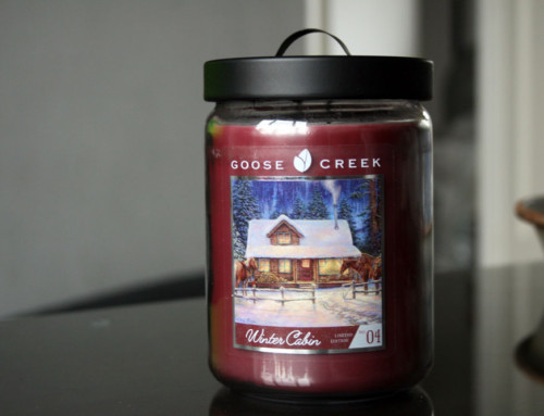 Goose Creek Candle Winter Cabin