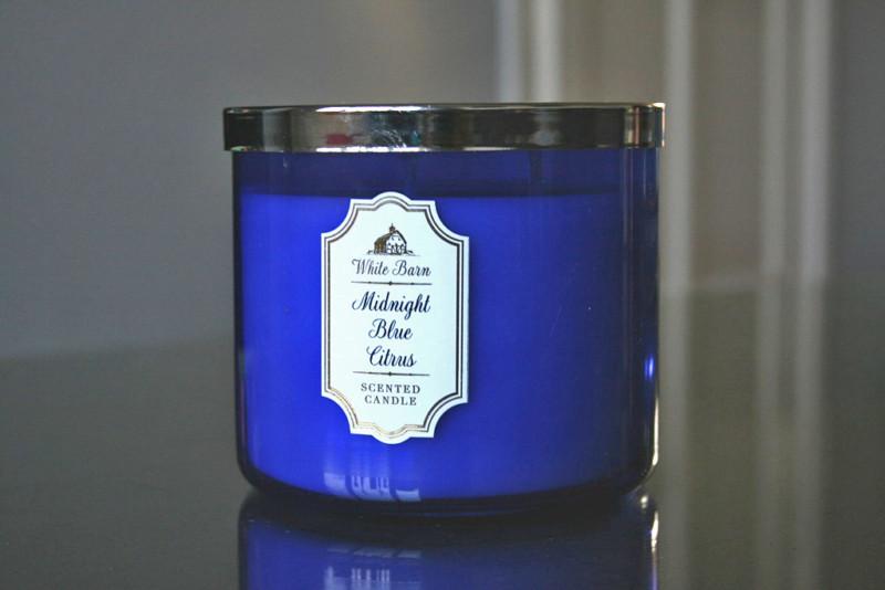 Bath & Body Works Midnight Blue Citrus
